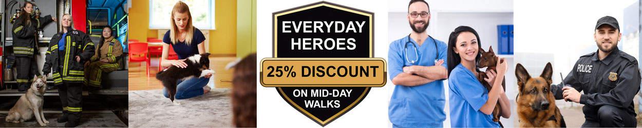 Everyday Heroes Discount
