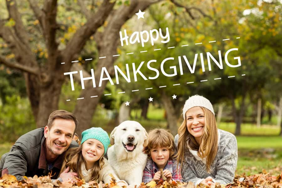 Thanksgiving Fun With Your Dog
