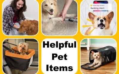 Items Pet Parents Will Love – Part 3