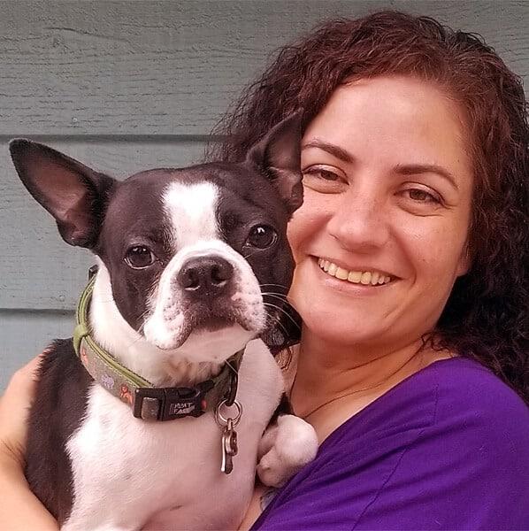 Nyx and Jennifer (Everett 98208 and Mill Creek/Bothell 98012 Dog Walker)