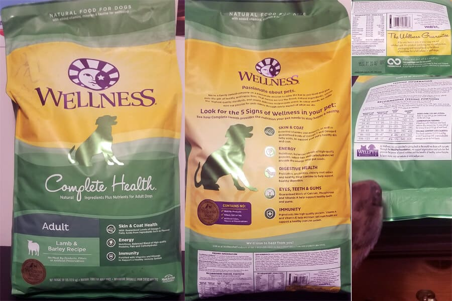 Labels on Commercial Pet Food
